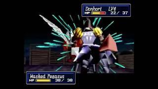 Shining Force III: Scenario 3 (Sega Saturn) Playthrough Chapter 1