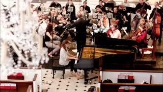 Schumann Piano Concerto, Op. 54, II, Intermezzo: Andantino grazioso;  III Allegro vivace
