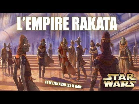 Début De La Galaxie - L'EMPIRE RAKATA - YouTube