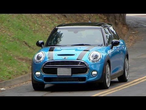 Mini Cooper Car >> Cnet On Cars On The Road 2015 Mini Cooper S 4 Door