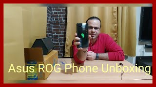 Asus ROG Phone Unboxing