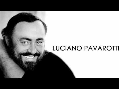 Luciano Pavarotti & John Wustman. Berlin 1983.