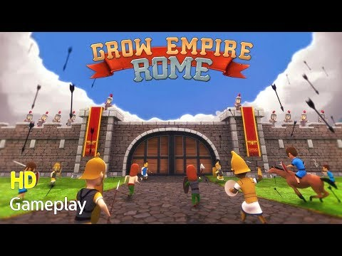 Grow Empire Rome - Mixing Tower Defense And Strategy Mechanisms