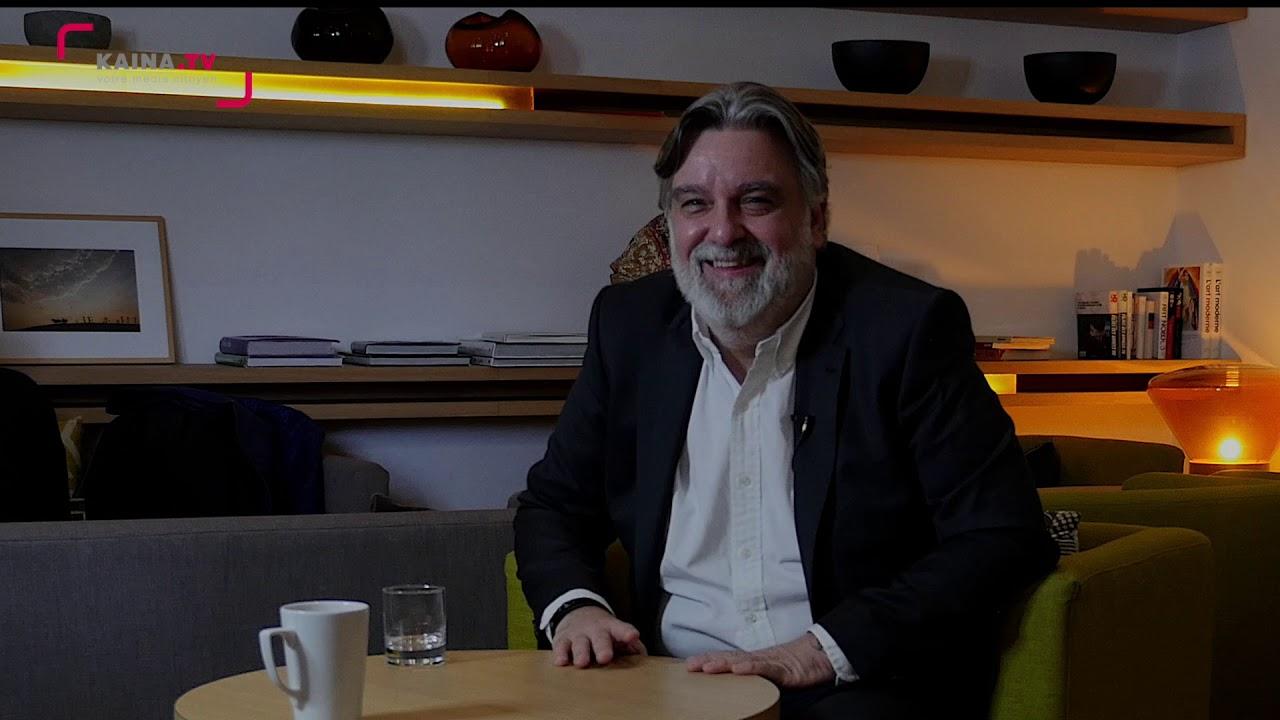 Laurent Nicollin (4/4) : le citoyen, le vote, ses goûts personnels
