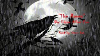 The Raven by Edgar Allan Poe - Read by Simon Law