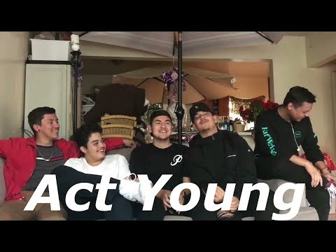 The new Act Young Team