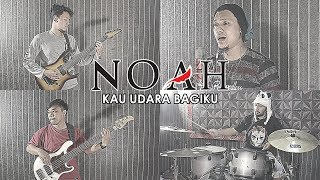Download Lagu Noah - Kau Udara Bagiku ROCK Cover by Sanca Records mp3