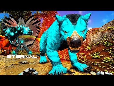 ARK EXPERT ETERNAL EP29 - Prime Thylacoleo & A Caverna de Mel!