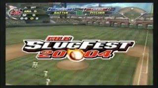 (PS2) MLB Slugfest 2004 - Trailer