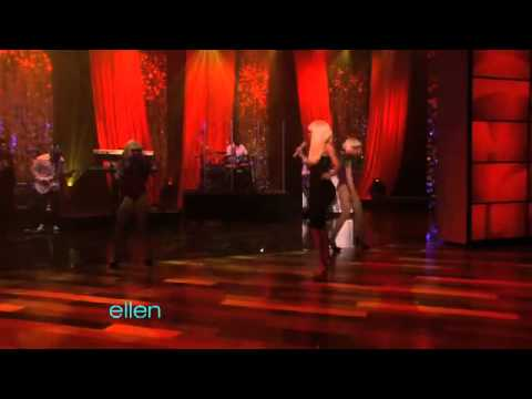 Nicki Minaj performs Moment 4 Life [Live on The Ellen Show] W/ Lyrics