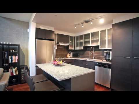 """986 Richards St Townhouse Loft, """"Tribeca Lofts"""" Yaletown Vancouver"""