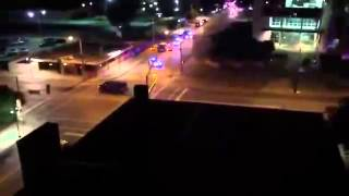 Firefight at Dallas Police Headquarters