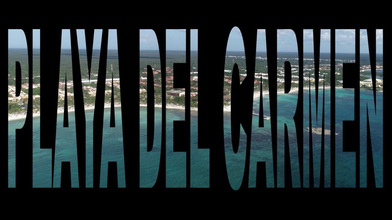Random Traveling Black Guy in Playa Del Carmen | Travel Vlog