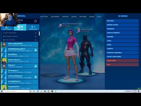 How To Fix The Friends List Glitch On Fortnite (ONCE AND FOR ALL)
