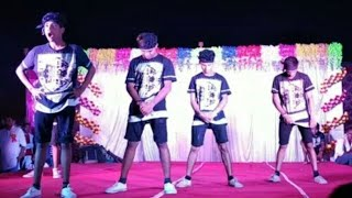 Aryan Boys Dance Group , Dharsiwa
