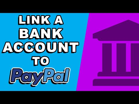 How To Link A Bank Account To PayPal