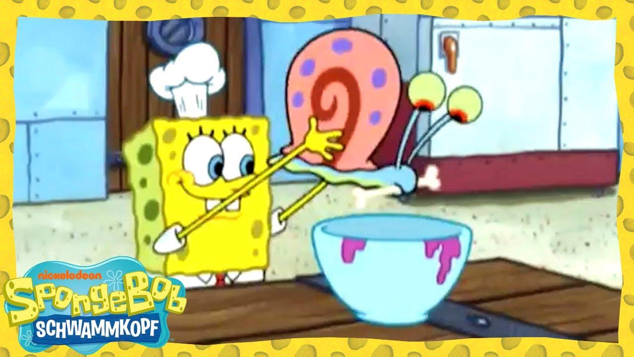 Spongebob Schwammkopf Kuchen Suchen Nickelodeon Deutschland