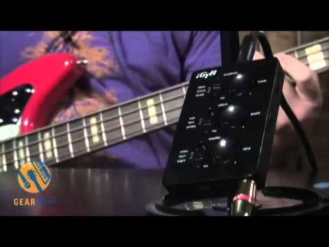 Waves IGTR: Owen O'Malley Plugs In Some Bass