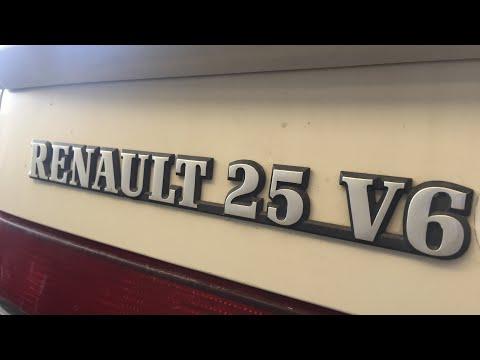 Renault 25 V6 Injection From 1989 PRV Engine Restauration Listen To This Fine Euro V6 ;)