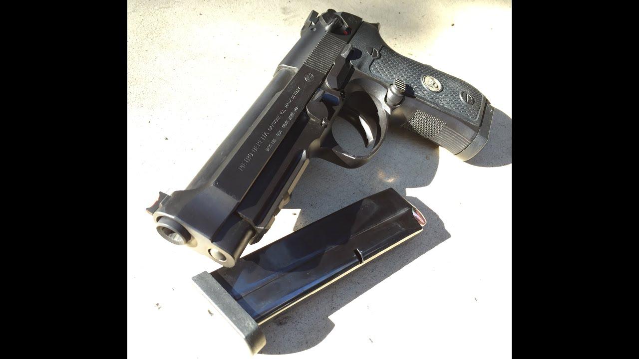 ZEV Tech 02 20 16 with a Beretta 92A1