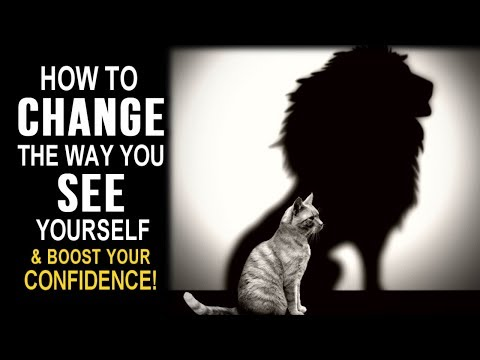 INSTANTLY IMPROVE Your Self Image - POWERFUL Technique to Create AUTHENTIC SELF CONFIDENCE!