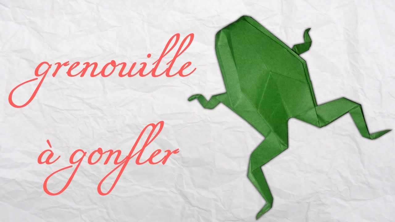 Pin de 33 origami pdf faltvorlagen download free on pinterest - Origami grenouille sauteuse pdf ...