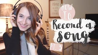 A BEGINNER'S GUIDE to Recording (Part 3: Editing)