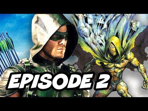 Arrow Season 5 Episode 2 Ragman TOP 10 WTF and Easter Eggs