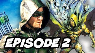 Arrow Season 5 Episode 2 Ragman TOP 10 WTF and Easter Eggs