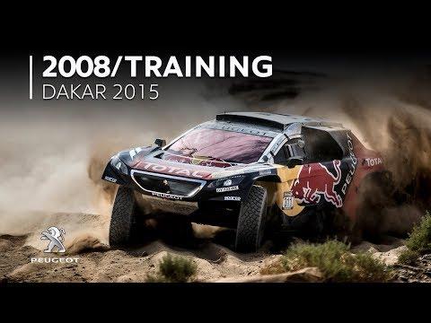 Peugeot 2008 DKR | Dakar 2015