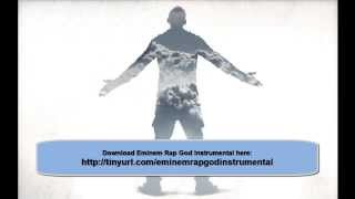 Eminem - Rap God ( Official Instrumental Best on Youtube ) & Download Link