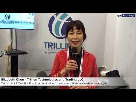 Trillion Technologies and Trading LLC - gsmExchange tradeZone @ MWCA 2017