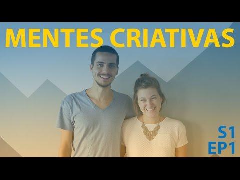LEVEZA E ARTE - Kalina Juzwiak & Marcos Korody | Creative Minds EP1 S01