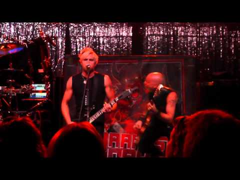 """My Darkest Days - """"Every Lie""""  Live at The Phase 2 Club,  8/24/12  Song #5"""