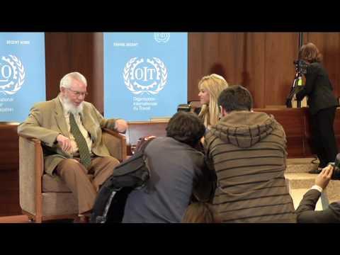 [Full coverage] Shakira Receives Social Justice Award at the ILO