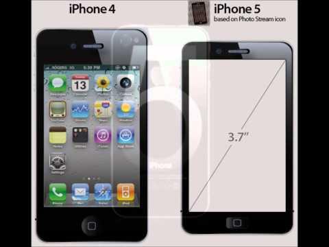 Future Design Of Apple iPhone 5