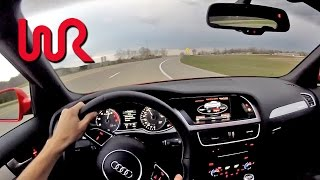 2014 Audi S4 Quattro Manual - WR TV POV Test Drive 1/2