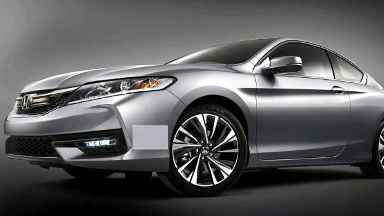 Honda Accord Coupe 2019 Specs
