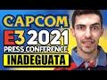 Capcom E3 2021 • Evento inadeguato per l'E3.
