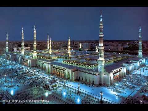 Shalawat Tarhim yang biasa diputar sebelum adzan oleh Syaikh Mahmud Al-Husairief