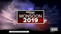 Monsoon 2019: An Arizona Weather Authority Special