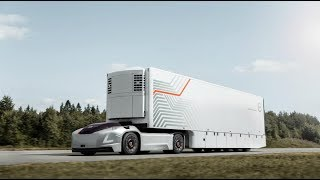 Volvo Trucks Беспилотные грузовики
