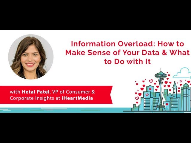 Post for video 'iHeartMedia: How to Make Sense of All Your Data & What to Do with It