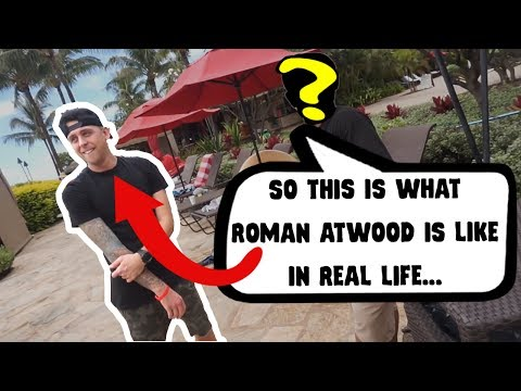 Thumbnail: What Roman Atwood Is Like In Real Life *Outside Of The Vlogs*