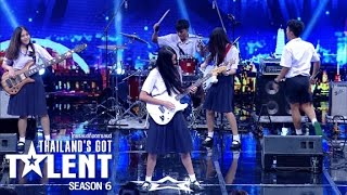 Thailand's Got Talent Season 6 EP1 5/6
