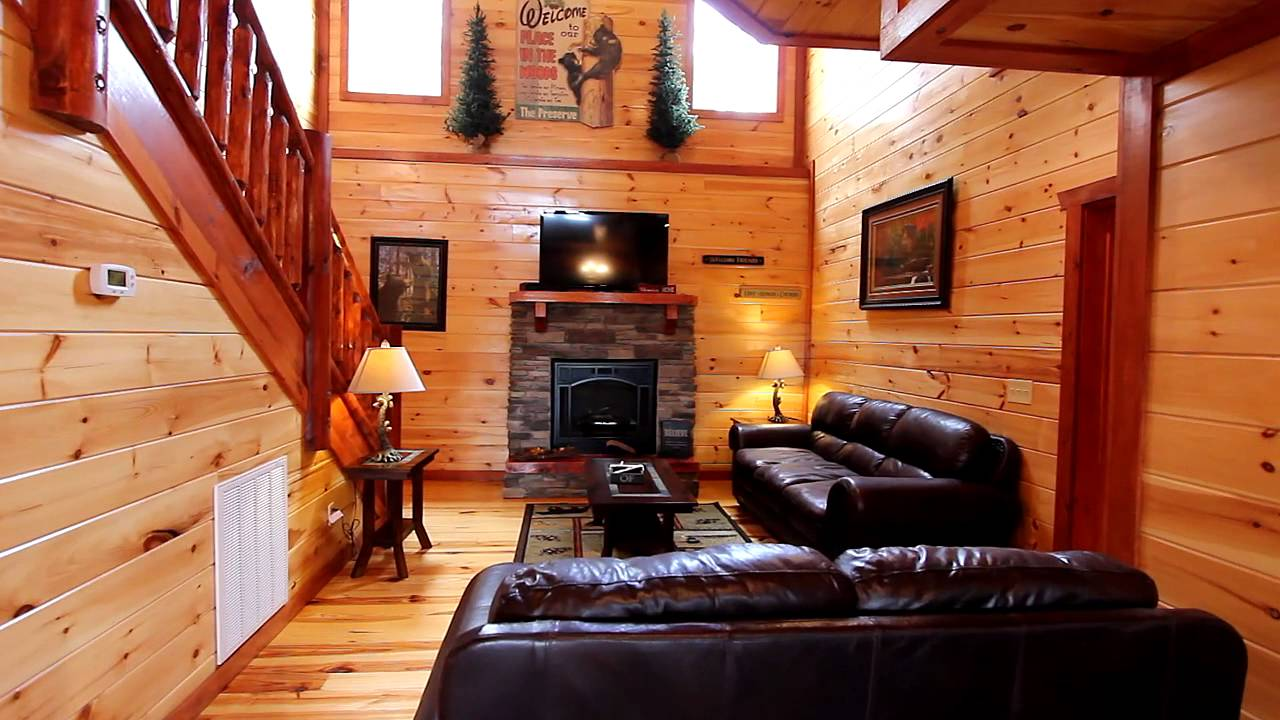 The preserve 6 bedroom black bear ridge cabin in pigeon - 6 bedroom cabins in pigeon forge tn ...
