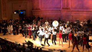"David Byrne & Brooklyn United Marching Band ""God"