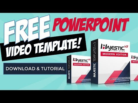 free-powerpoint-video-template-and-tutorial---so-easy!