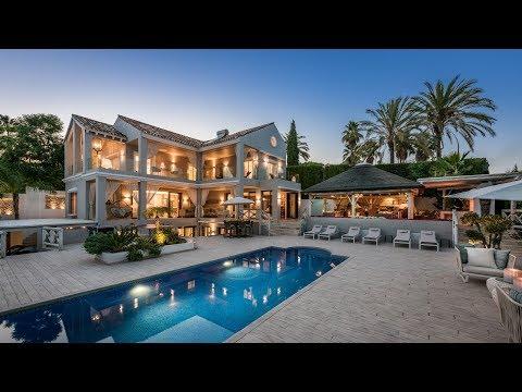 Superb South-facing Villa In La Quinta, Marbella Golf Valley