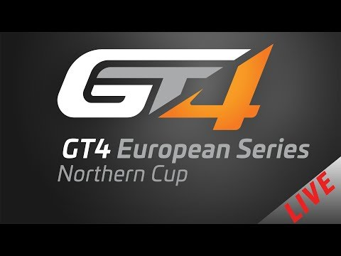 GT4 EUROPEAN SERIES - RED BULL RING 2017 - RACE 2 - LIVE